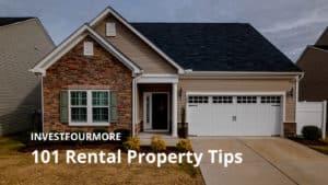 101 Rental Property Tips
