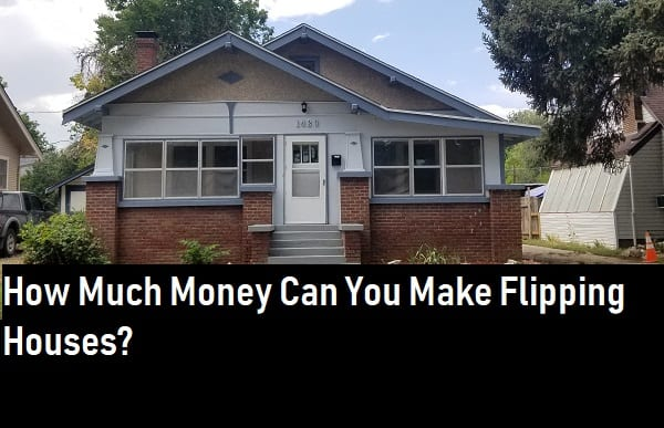 How much money can you make flipping?