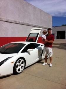 How to Drive a Lamborghini