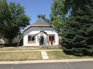 repair old houses