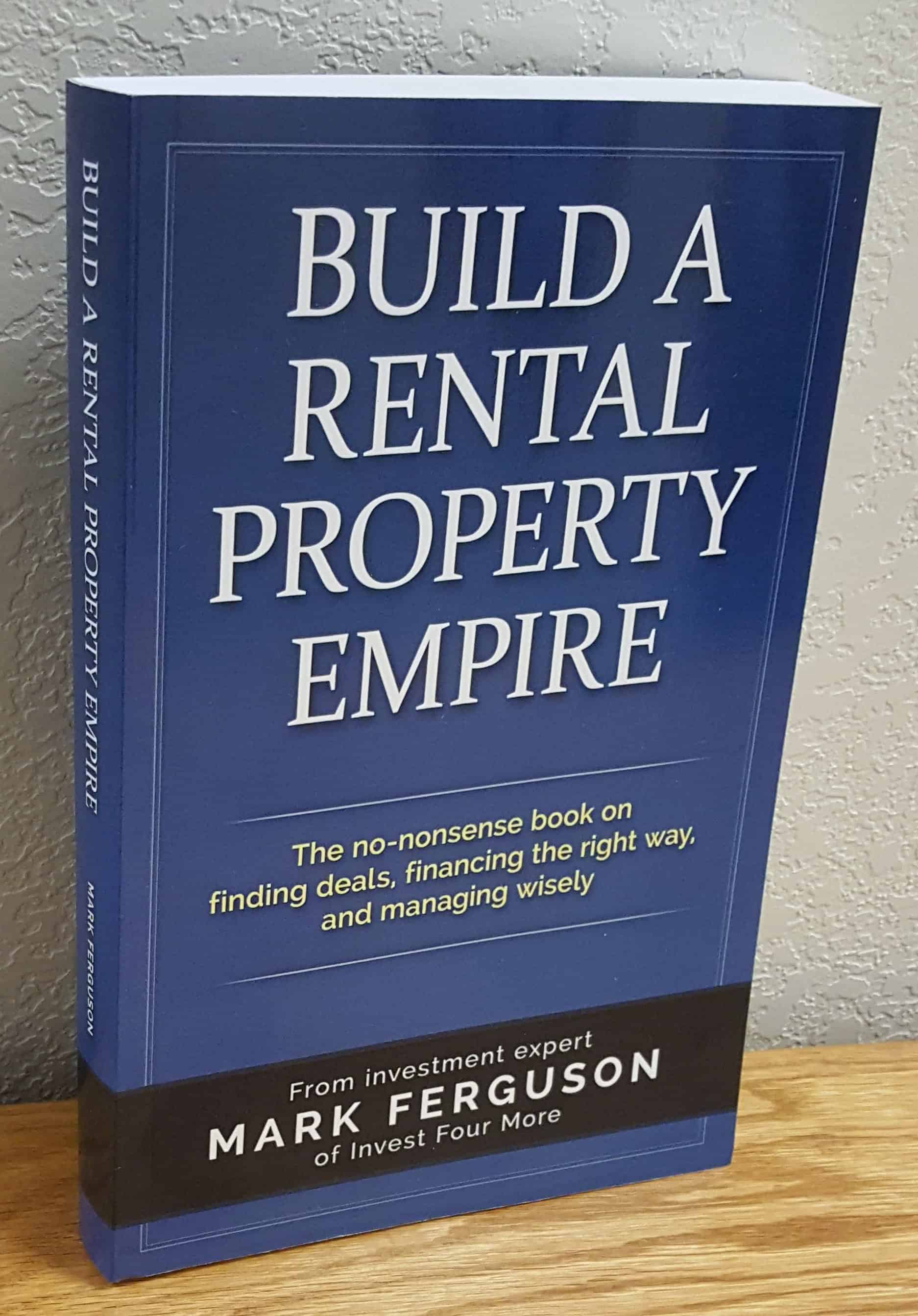 build a rental property empire book