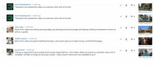 Ardor SEO fake YouTube Reviews