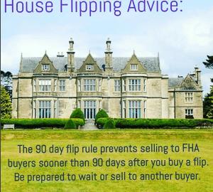 House Flipping Advice