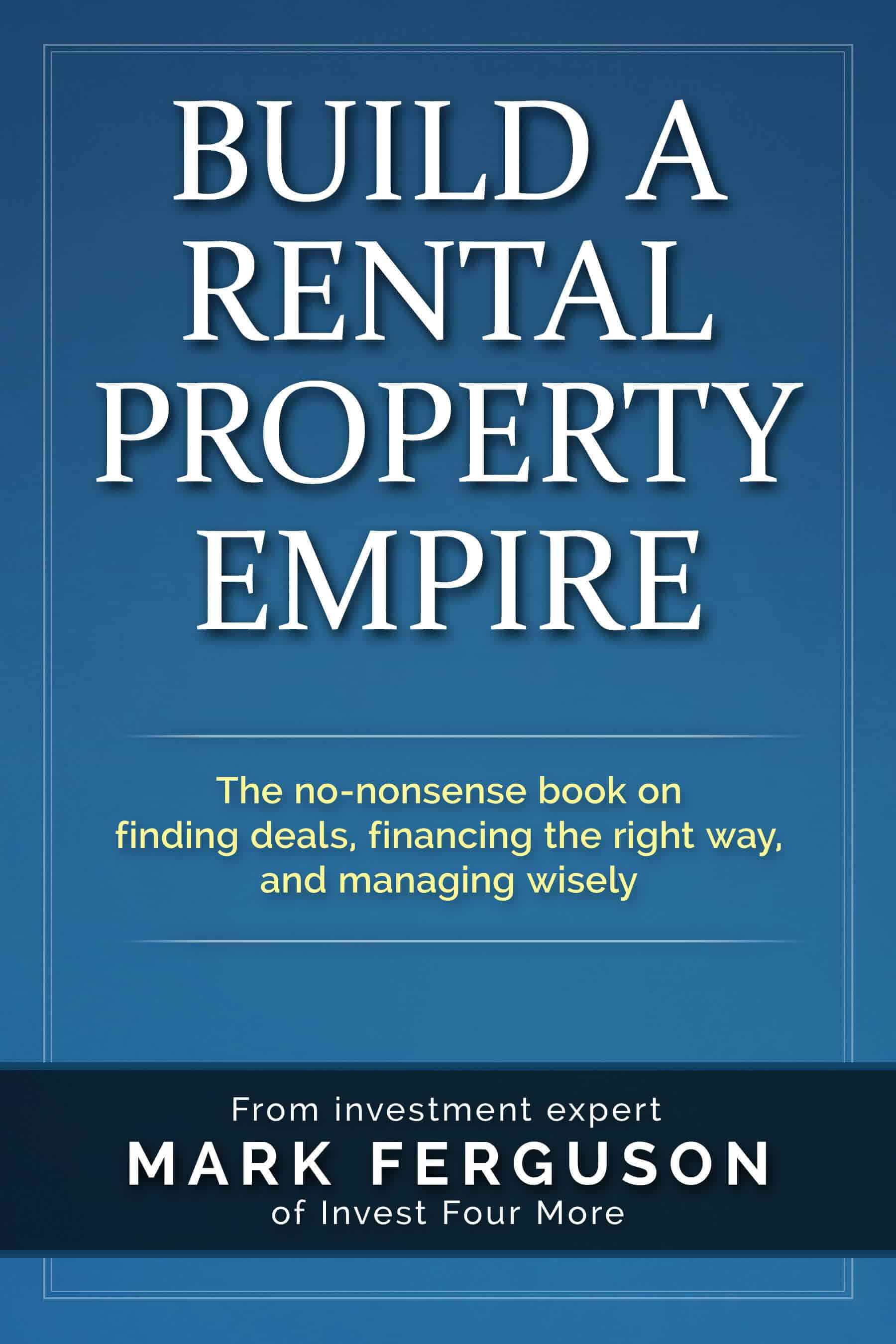 How To Invest In Rental Property Books
