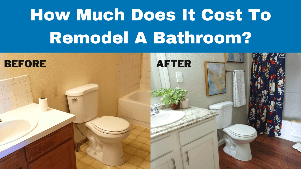 Cost To Remodel A Bathroom, Estimated Cost To Remodel Bathroom