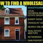 How to find a Wholesaler