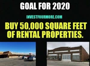 commercial real estate goal