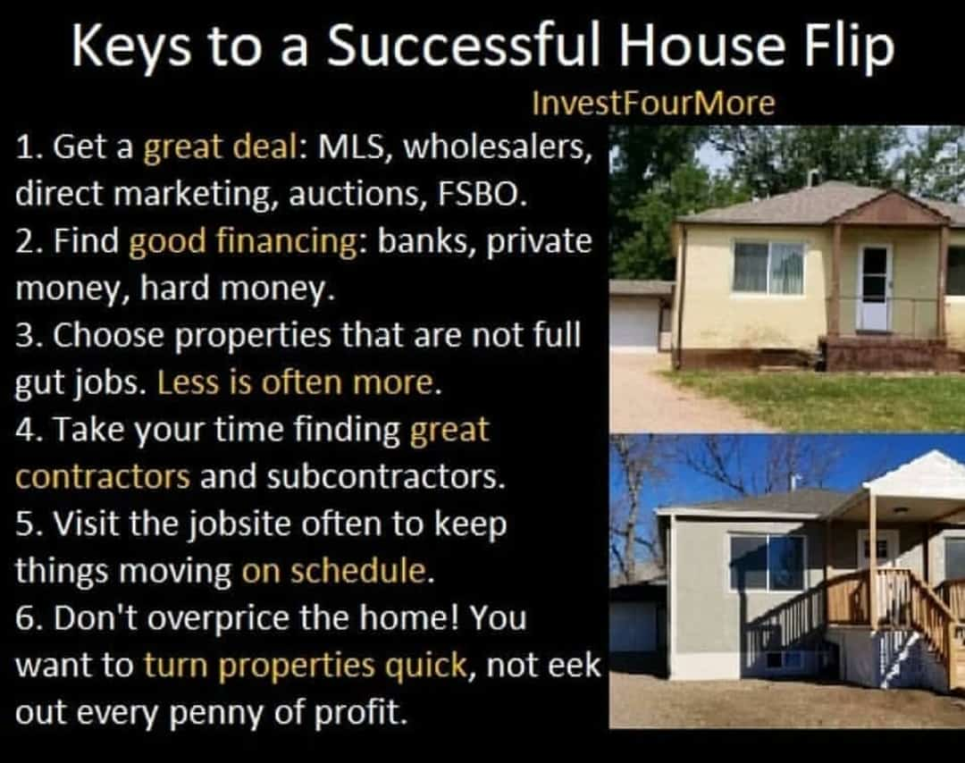 How to Flip Houses
