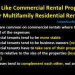commercial vs apartments