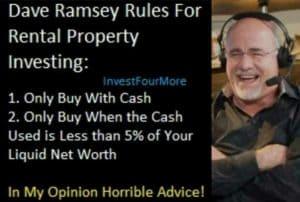 Dave Ramsey Rentals