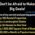Set big goals!