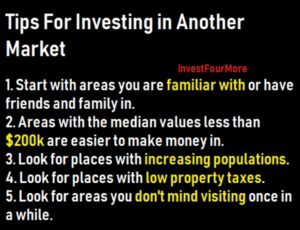 Investing out of state