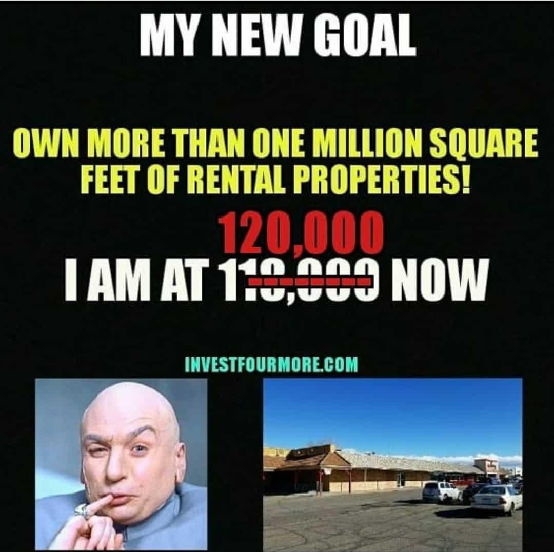 1 Million Square Feet