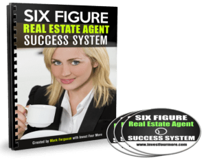 Six Figure Real Estate Success System Product - Web