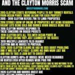 Clayton Morris Scam