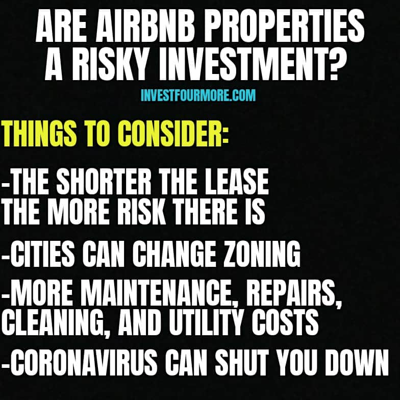 airbnb risks