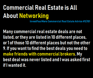 commercial real estate networking