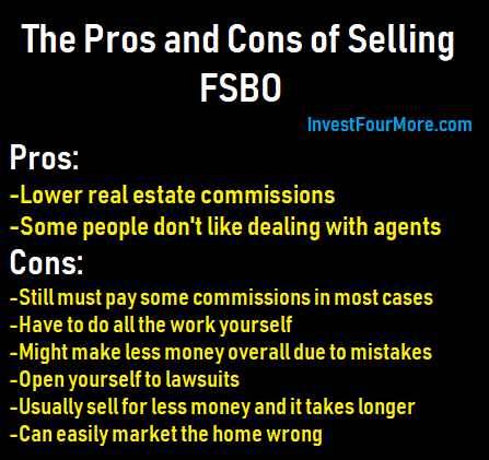should you sell FSBO?