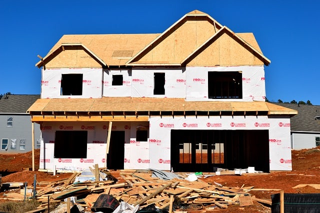 new construction rentals