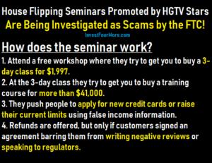 house flipping seminar